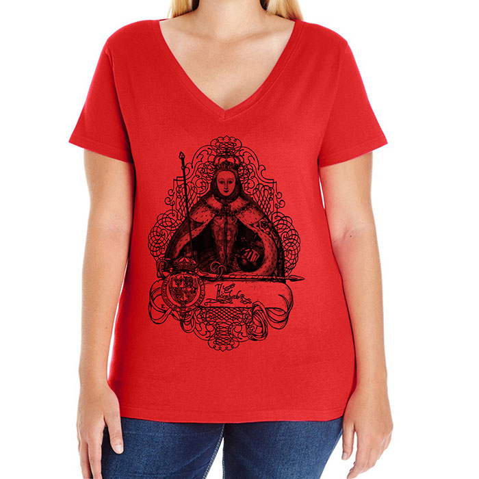 elizabeth-lat-curvy-vneck-red-xlg