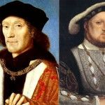 A Tale of Two Henrys – The Birth of Henry VII and the Death of Henry VIII