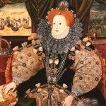 24 March 1603 – The death of Elizabeth I, Anne Boleyn's daughter
