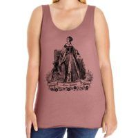 Anne Boleyn Curvy Fit Tank