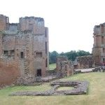 My Favourite Ruin: Kenilworth Castle and a giveaway