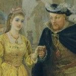 8 January 1536 – Who wore yellow?