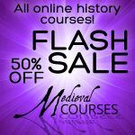 The Life of Anne Boleyn online course – save 50%