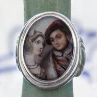Henry VIII and Anne Boleyn Ring