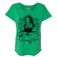Catherine of Aragon Tri-Blend Dolman T-Shirt
