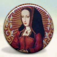 Juana of Castile Pocket Mirror