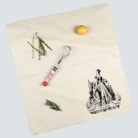 Anne Boleyn Flour Sack Towel – Pack of 4