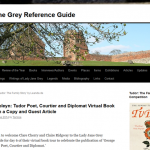 George Boleyn Virtual Book Tour and Giveaway – Day 6
