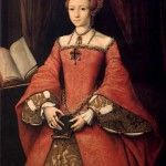 31 July 1544 – 10-year-old Elizabeth writes to her beloved stepmother