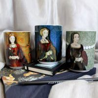3 cup combo – Catherine of Aragon, Anne Boleyn and Jane Seymour