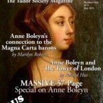 May Tudor Life Magazine – An Anne Boleyn Special!