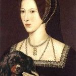 Anne Boleyn's dog Purkoy