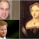 How Prince William and Prince Harry descend from Mary Boleyn