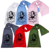Catherine of Aragon Jersey Scarf