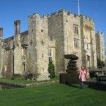 Hever Castle and Anne Boleyn – Guest Post by Katherine Longhi