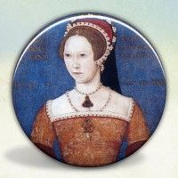 Mary I Pocket Mirror