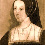 The real face of Anne Boleyn? by historical novelist Richard Masefield