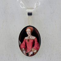 Princess Elizabeth Minuscolo Pendant