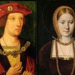 6 November 1501 – Catherine of Aragon and Arthur, Prince of Wales, meet for the first time