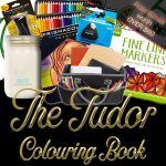 Tudor colouring competition from MadeGlobal Publishing