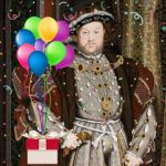 28 June 1491 – Henry VIII is born
