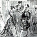 25 January 1533 – Henry VIII marries Anne Boleyn at Whitehall