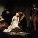 12 February 1554 – The end of Lady Jane Grey and Lord Guildford Dudley