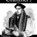 Thomas Cranmer Book Tour – The Tudor Odd Couple