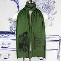 Anne Boleyn and Henry VIII Scarf