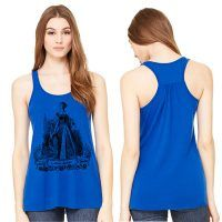 Anne Boleyn Lightweight Flowy Racerback Tank