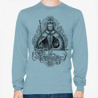 Elizabeth I Men's or Unisex Organic Long Sleeve T-shirt