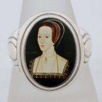 Anne Boleyn Portrait Ring