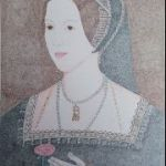 Anne Boleyn Portrait Charity Auction