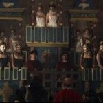 4 March 1522 – Anne Boleyn takes part in a pageant