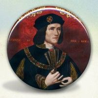 Richard III Pocket Mirror