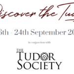 I'm off on the Discover the Tudors tour! Yay!