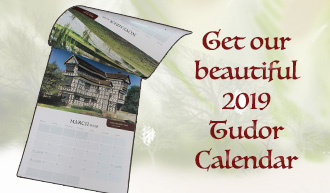 Anne Boleyn Files 2019 Calendar