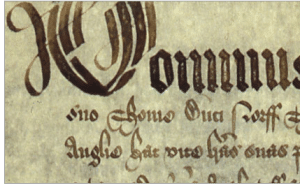 Anne Boleyn Court Records Go Online - The Anne Boleyn Files