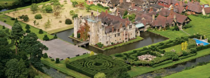 Image result for hever castle