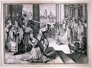 Beheading of Anne Boleyn