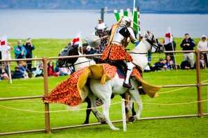 King Henry's Joust (English Heritage Event)