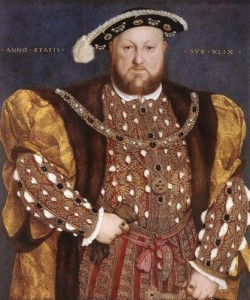 The Henry VIII we know
