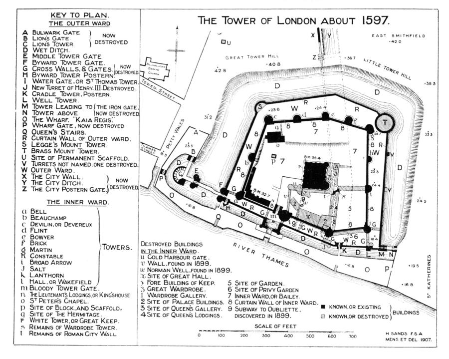 The Tower of London in Anne\'s Life - The Anne Boleyn Files