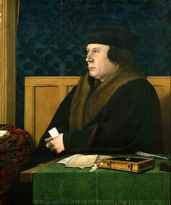 Thomas Cromwell, Hans Holbein the Younger