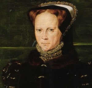The Death of Mary I - 17th November 1558 - The Anne Boleyn Files