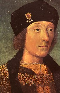 Henry VII Young