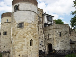 The Court Gate of the Byward Tower, Tower of London