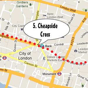 Cheapside Cross