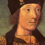 28 January 1457 - The birth of a king