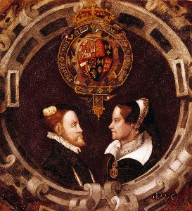 Philip of Spain and Mary I